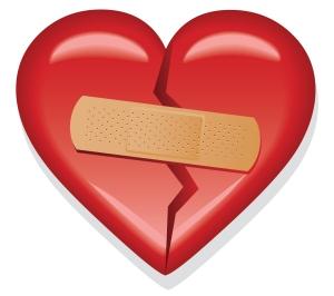 band aid heart 2